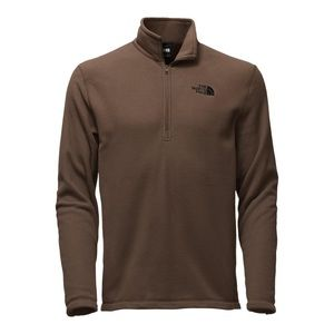 North face quarter zip pullover